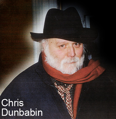 picture of Chris Dunbabin